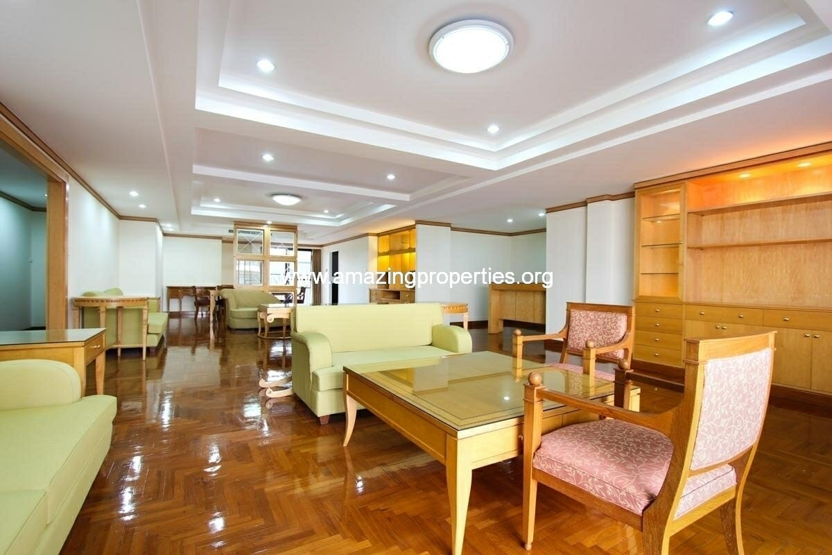 Shanti 24 apartment for rent phrom phong apartment Bangkok