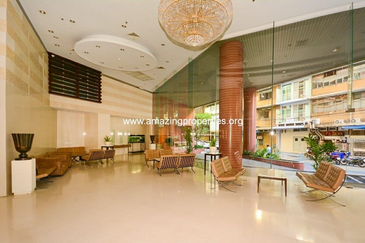 Citi Smart Sukhumvit 18 Asoke Condos for Rent