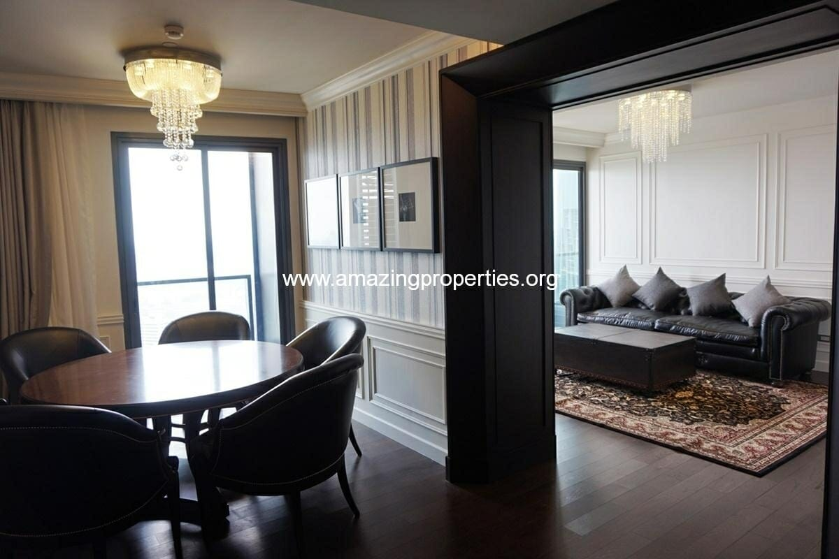 3 bedroom Penthouse in The Lumpini 24