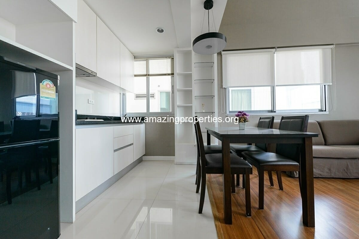 Duplex 1 bedroom The Rajdamri-3