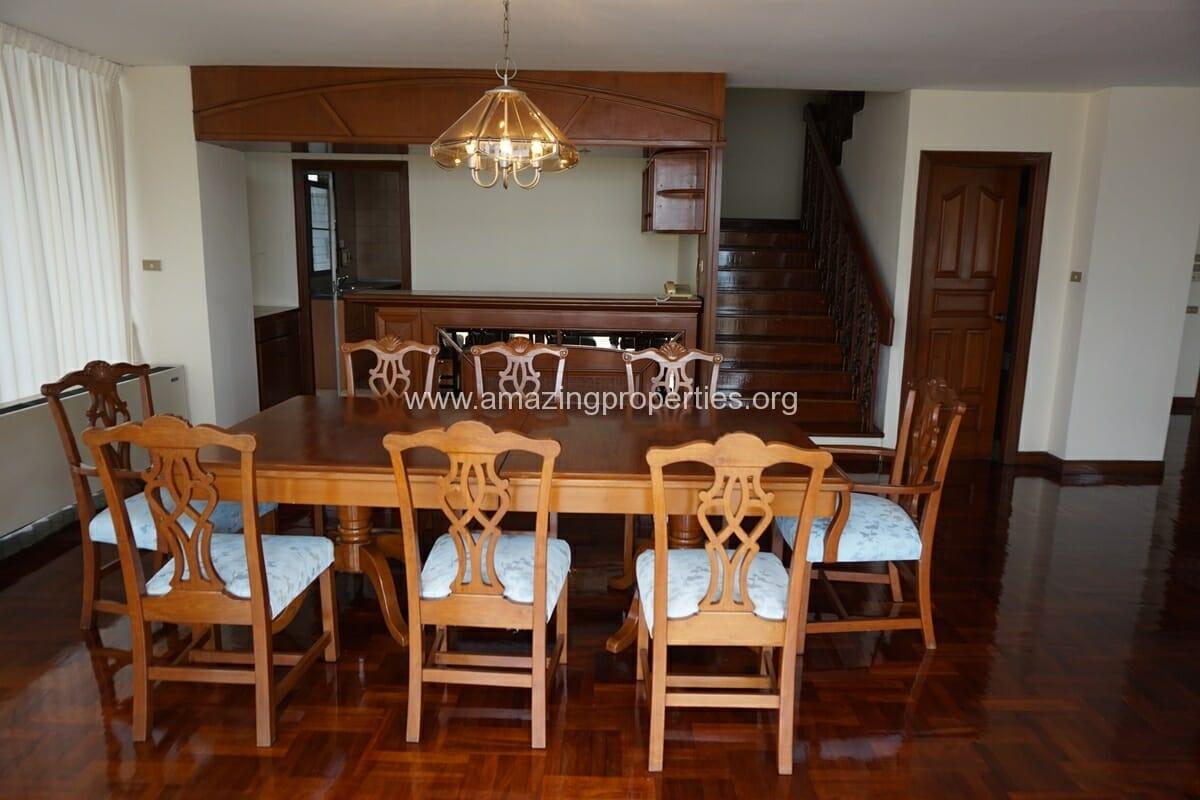 4 Bedroom Apartment Sriratana Mansion-10