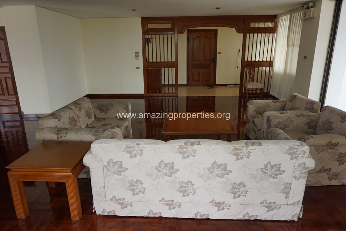 4 Bedroom Apartment Sriratana Mansion-27