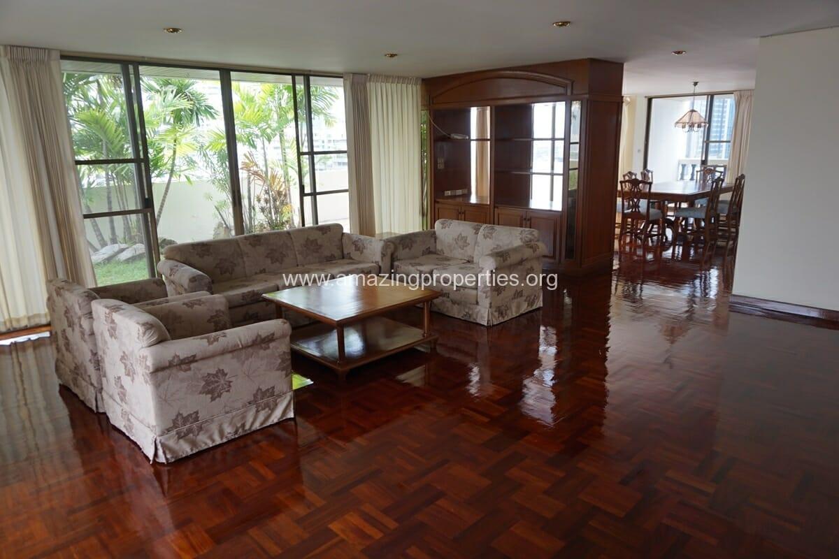 4 Bedroom Apartment Sriratana Mansion-28