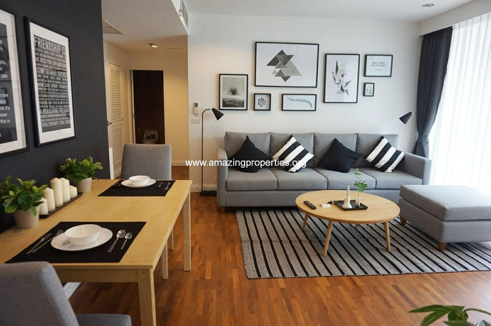 2 Bedroom Langsuan Ville