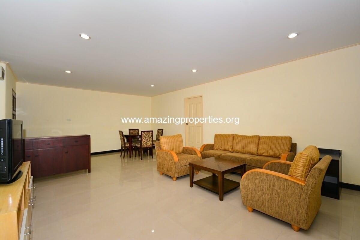 2 bedroom Charming Resident Asoke-3