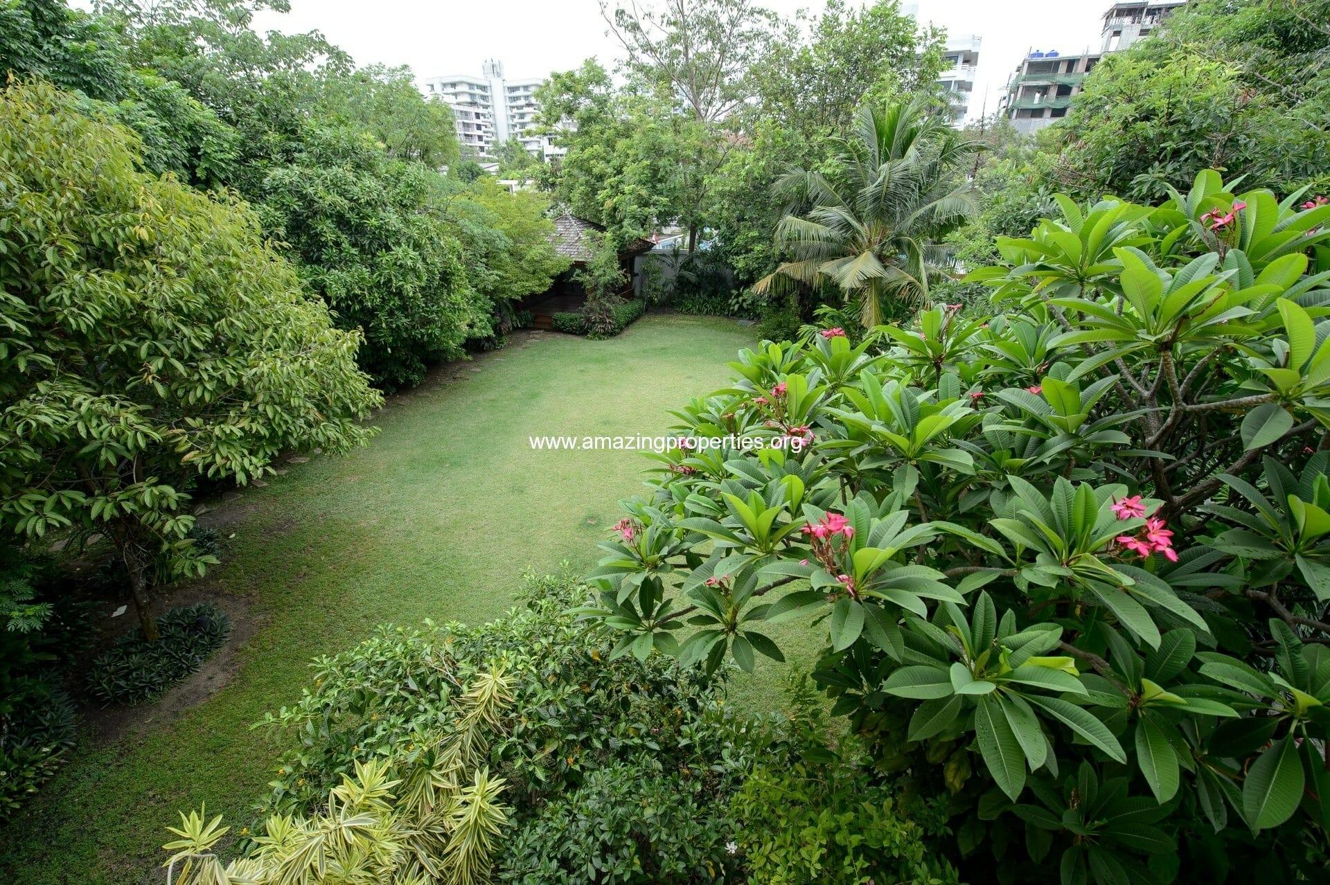 Garden-Top-View
