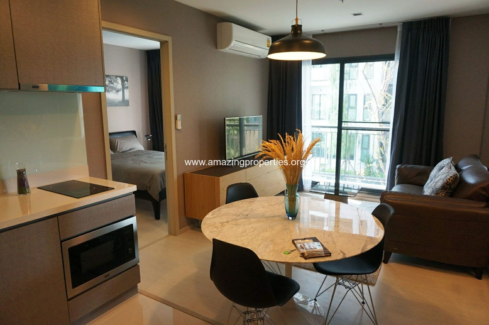 2 bedroom condo at Rhythm 36-38