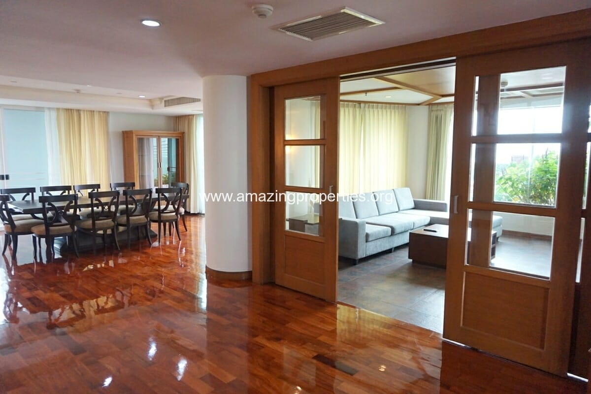 Duplex 3+1 bedroom BT Residence