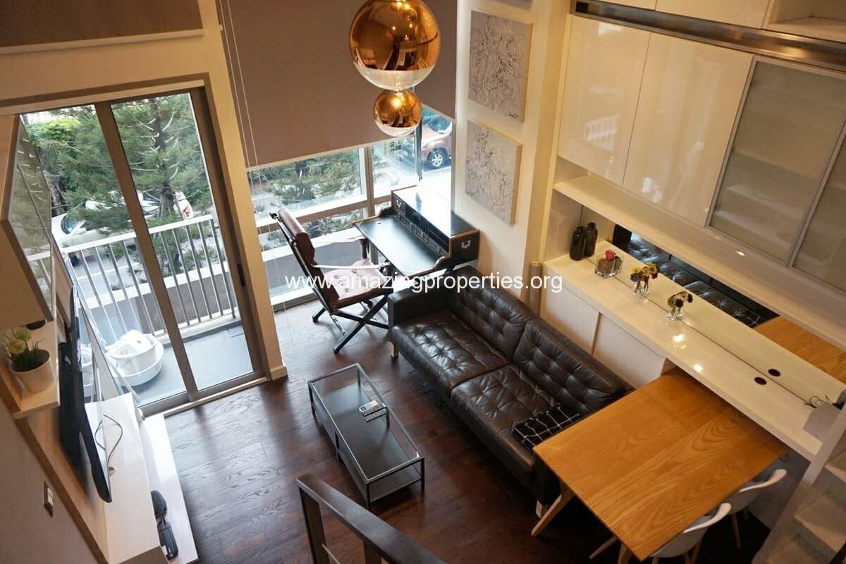 1 bedroom Duplex Ideo Morph