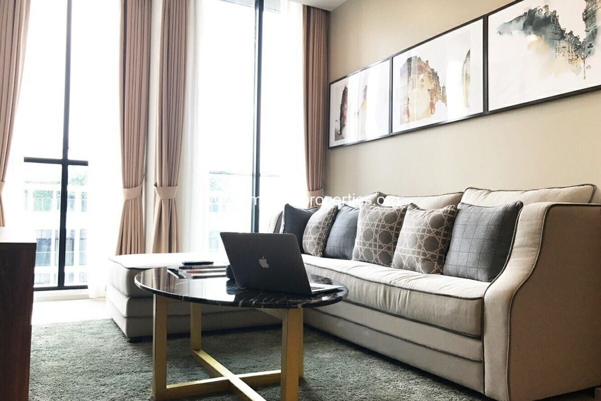 1 bedroom Noble Ploenchit-3