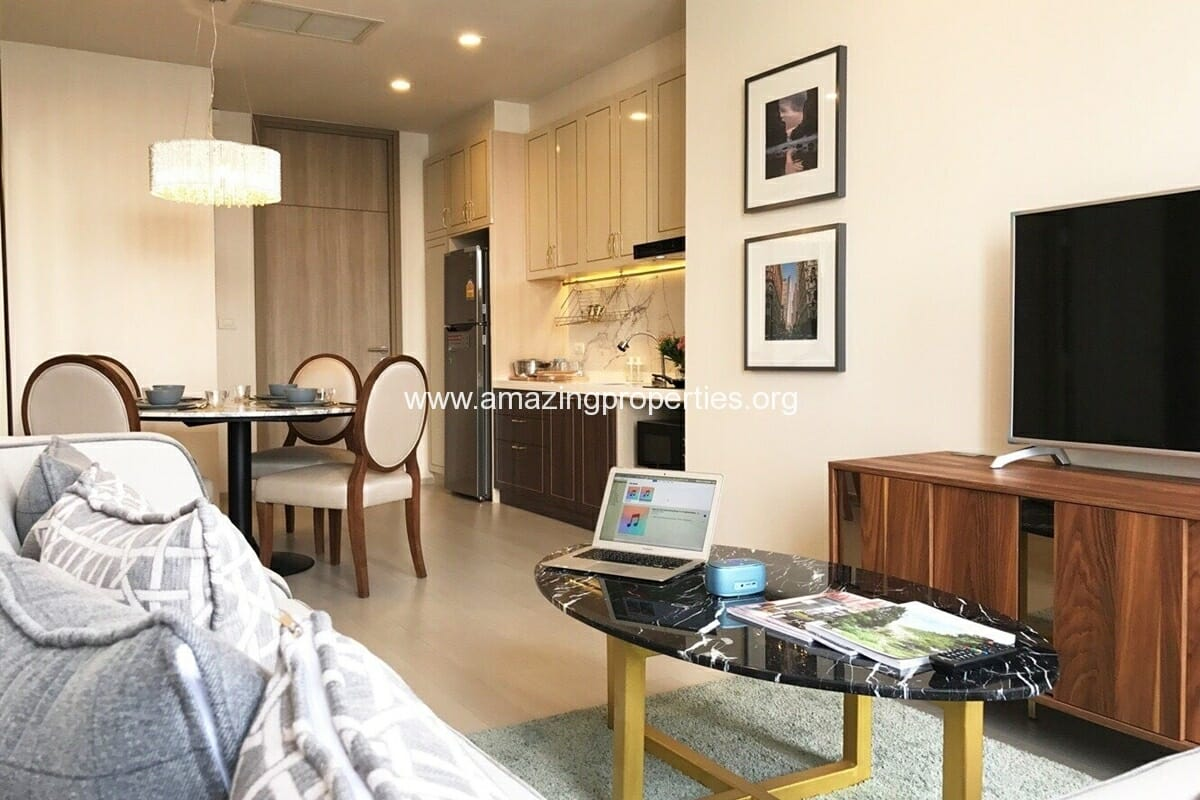 1 bedroom Noble Ploenchit-4
