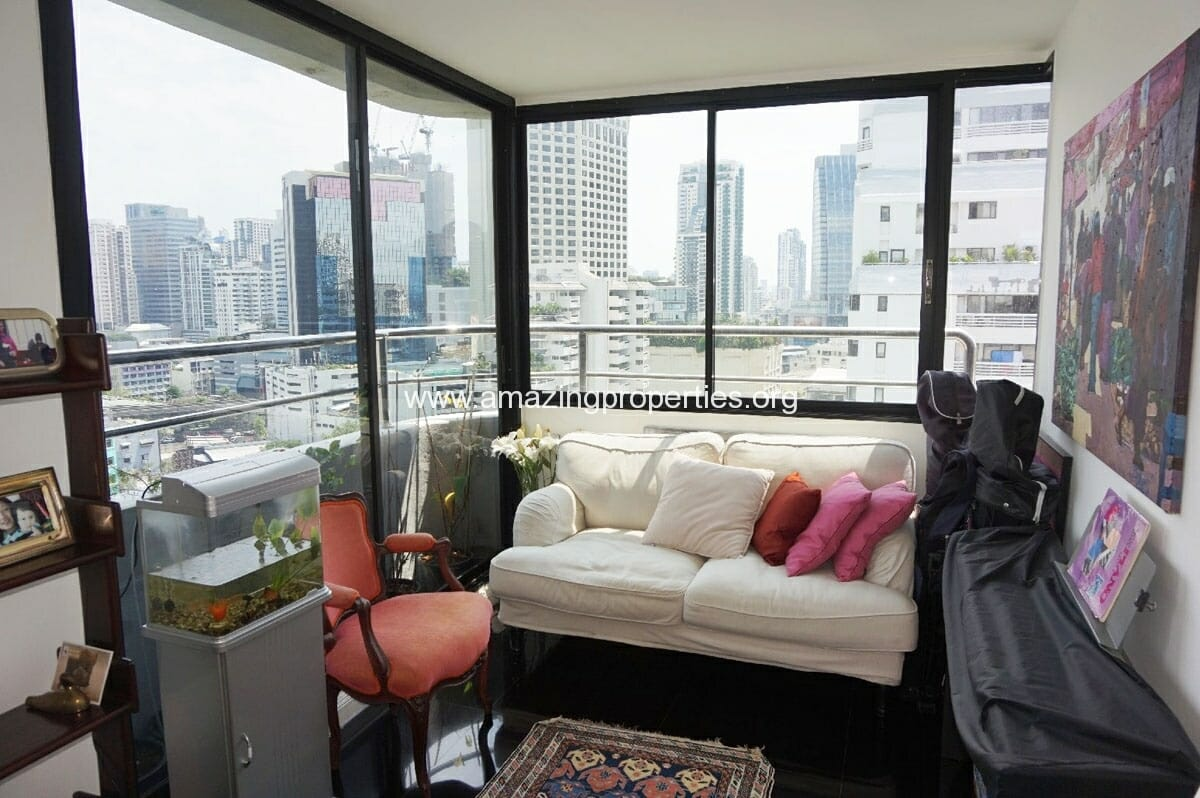 3 bedroom Sukhumvit Casa-1
