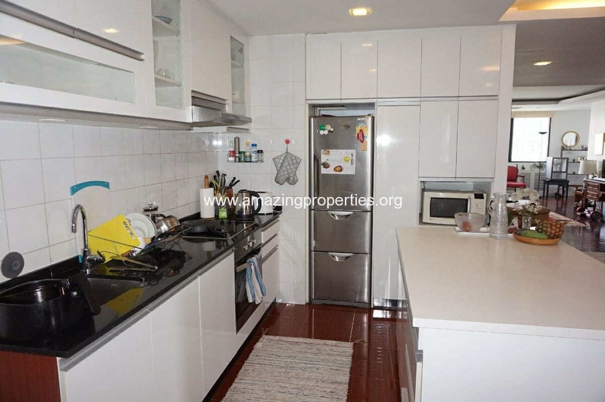 3 bedroom Sukhumvit Casa-4