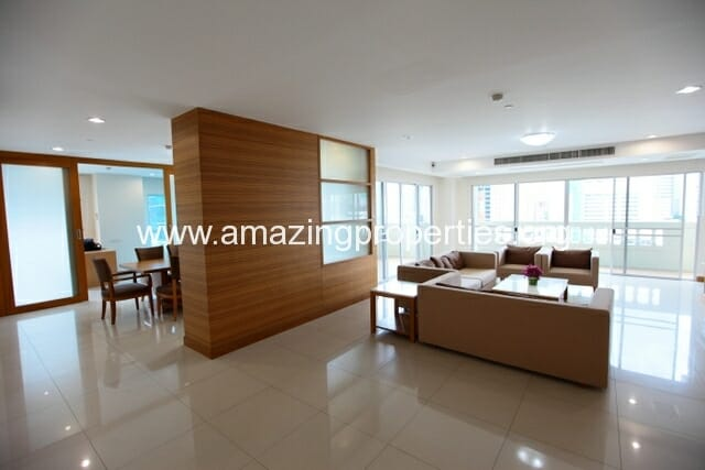 3+1 Bedroom Bangkok View Tower