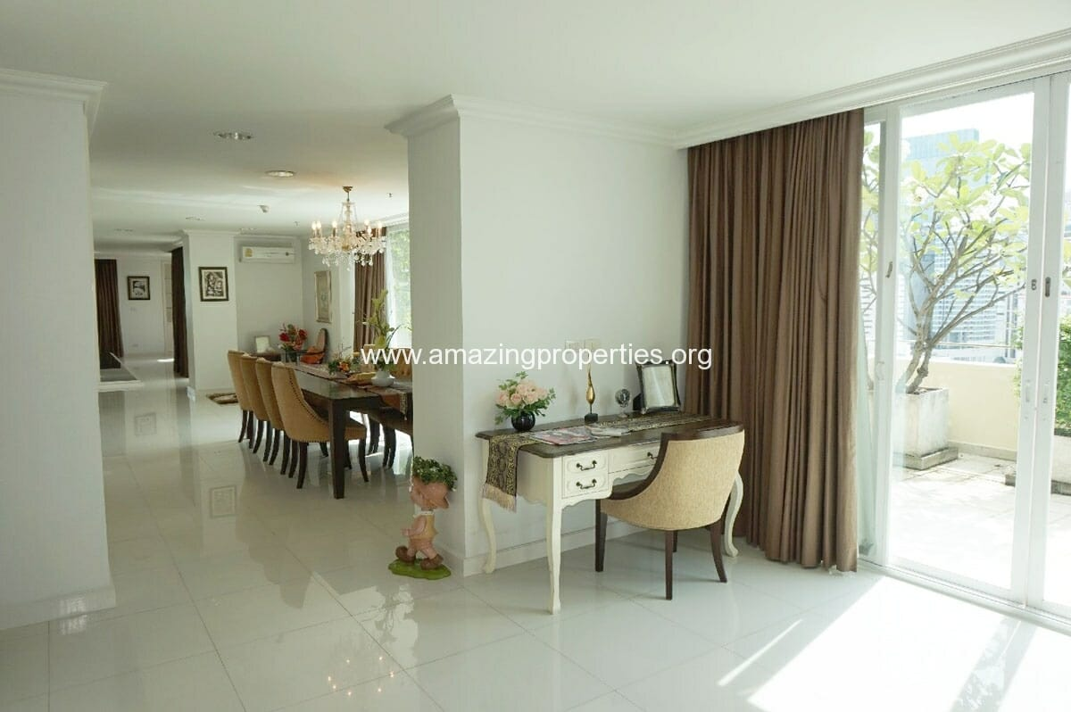 4 Bedroom Penthouse Piyathip-3