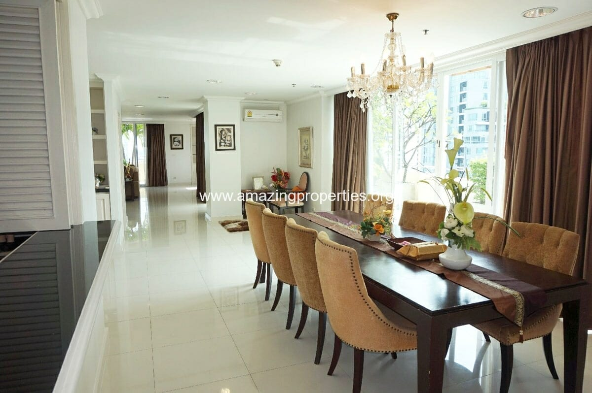 4 Bedroom Penthouse Piyathip-7