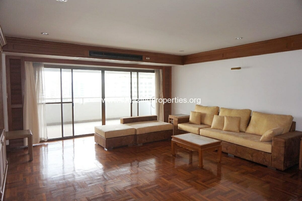 4 bedroom Tower Park-4