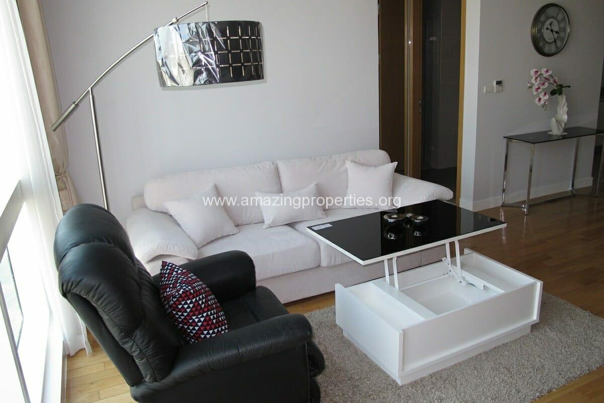 Modern 2 bedroom condo at Millennium Residence