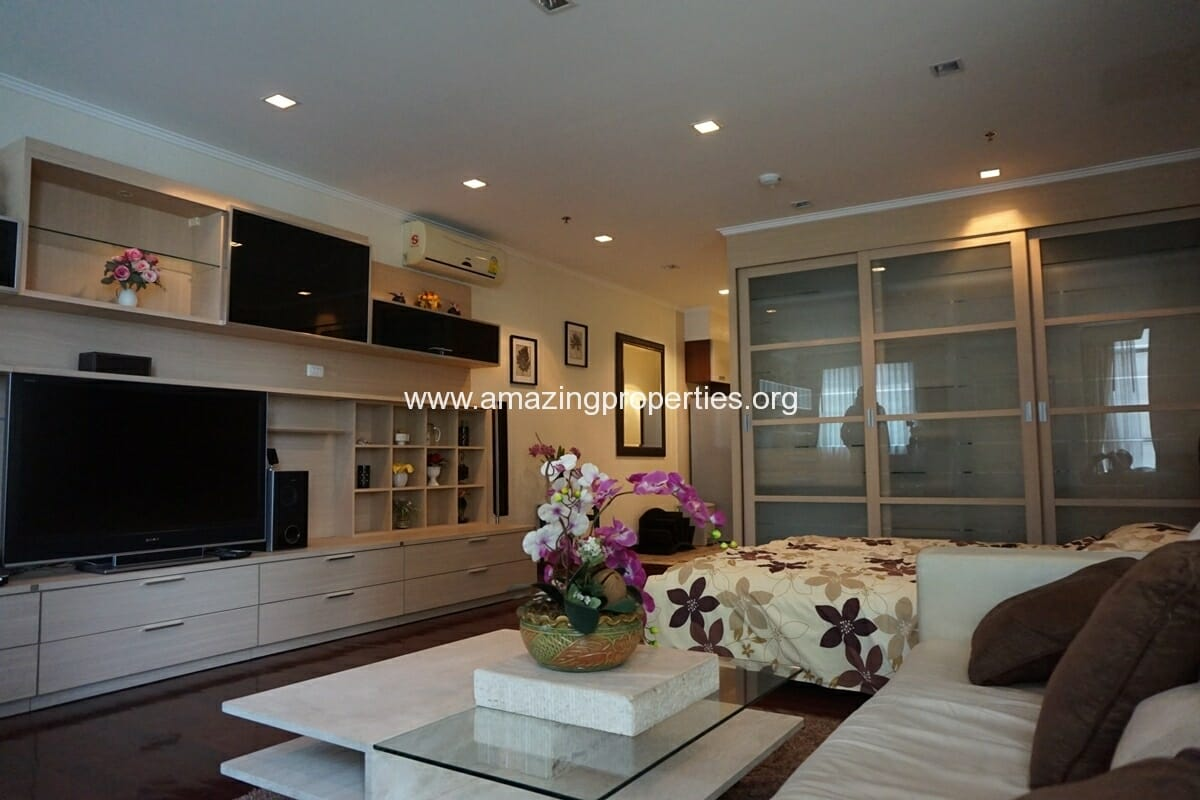 Studio Sukhumvit City Resort