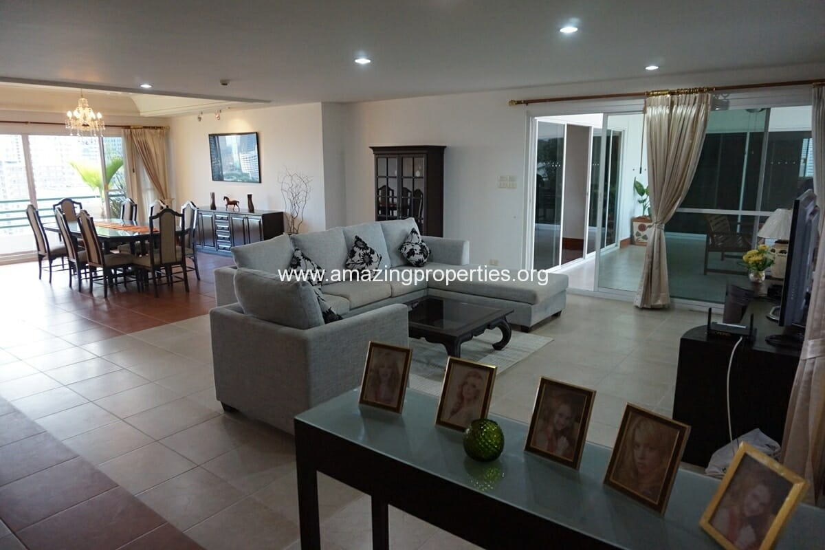 3 Bedroom Apartment for Rent at The Residence 26