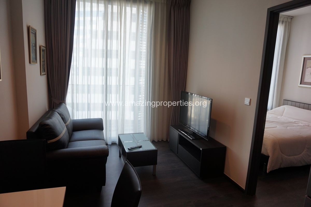 1 Bedroom Edge Sukhumvit 23-3