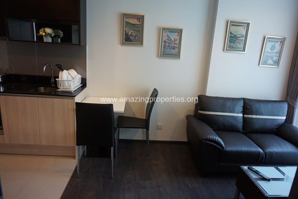 1 Bedroom Edge Sukhumvit 23-6