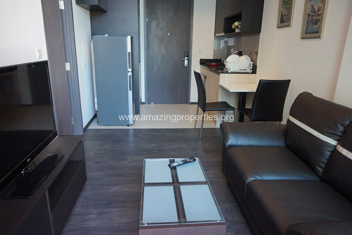 Edge Sukhumvit 23 Asoke 1 Bedroom Condo for Rent