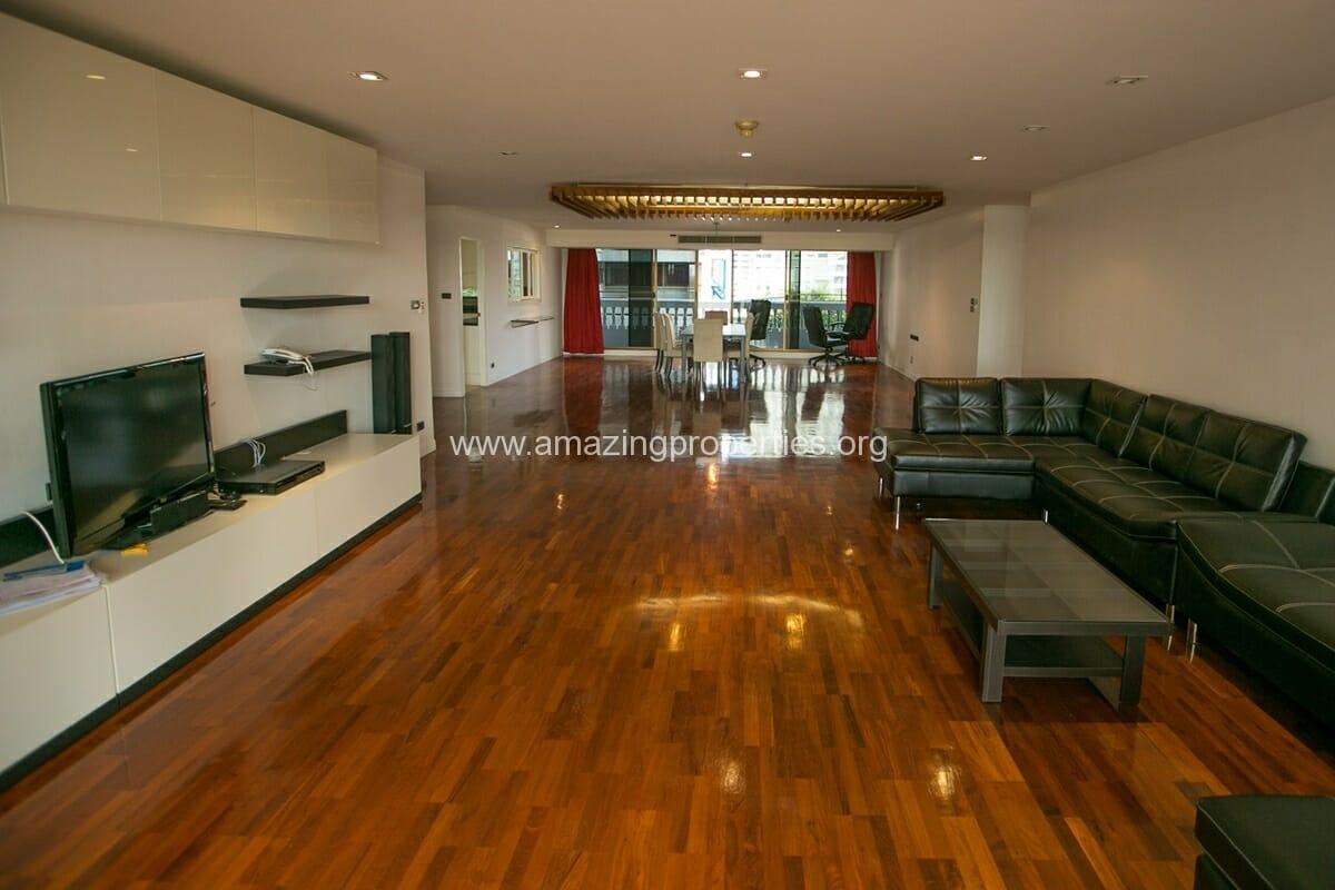 4 Bedroom Apartment Bangkapi Mansion-3