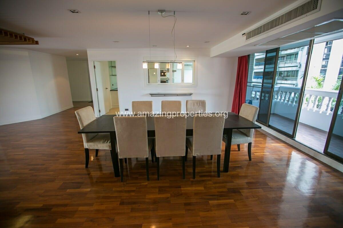 4 Bedroom Apartment Bangkapi Mansion-8