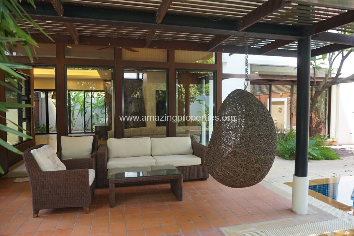 4 Bedroom House Patsara Garden thonglor soi 20