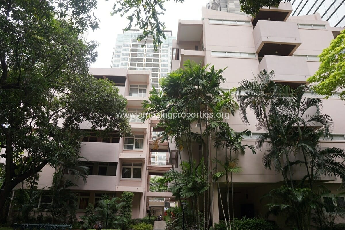 Siri Apartment wireless road ploenchit