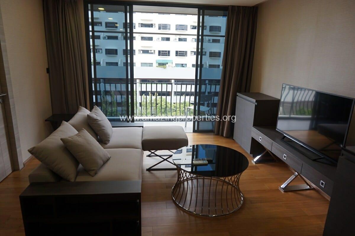 2 Bedroom for Rent at Klass Langsuan