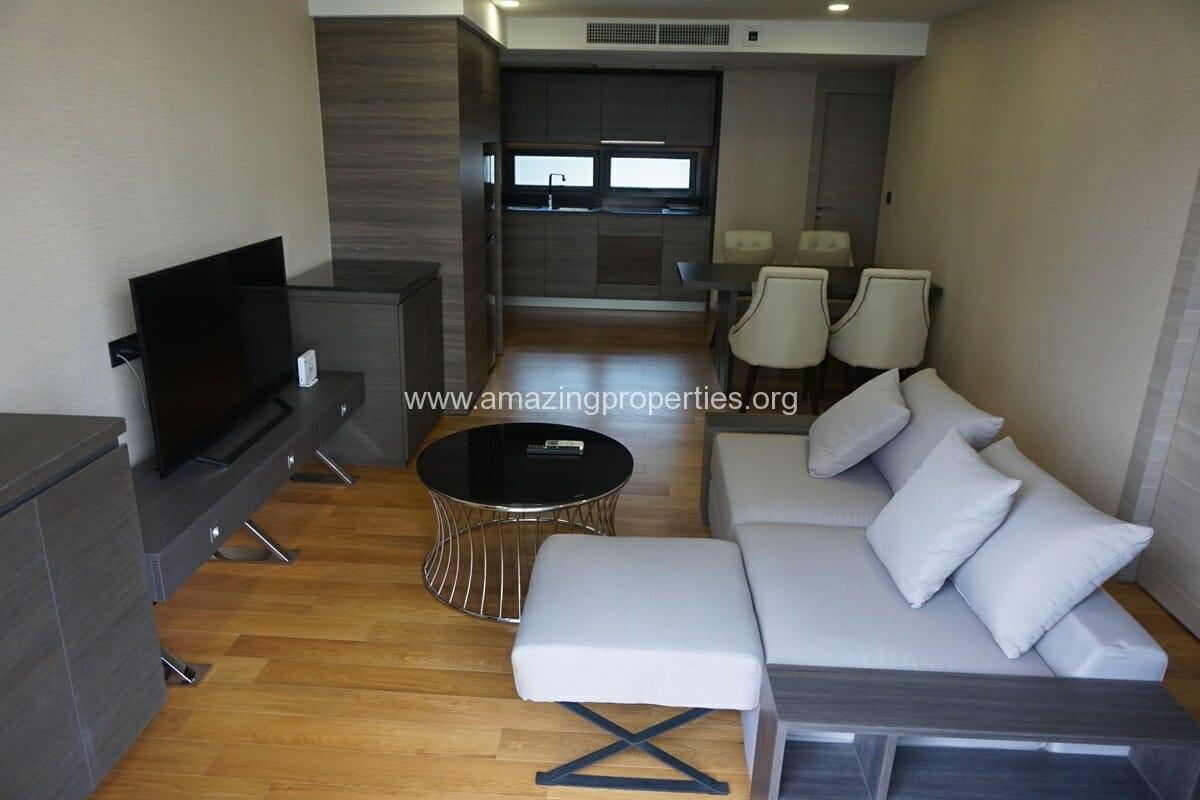 2 Bedroom Klass Condo Langsuan-21