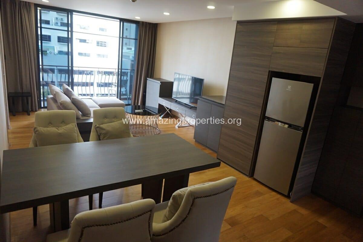 2 Bedroom Klass Condo Langsuan-8