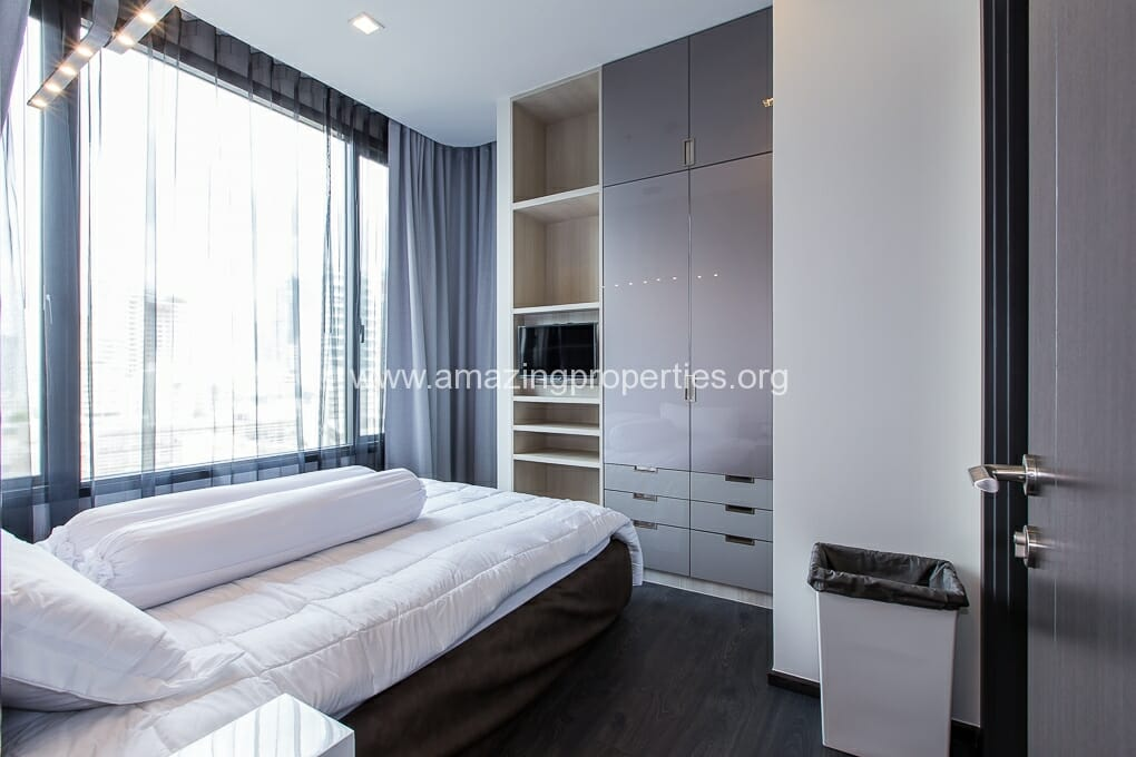 Edge Sukhumvit 23 Asoke 1 bedroom condo for rent (11)