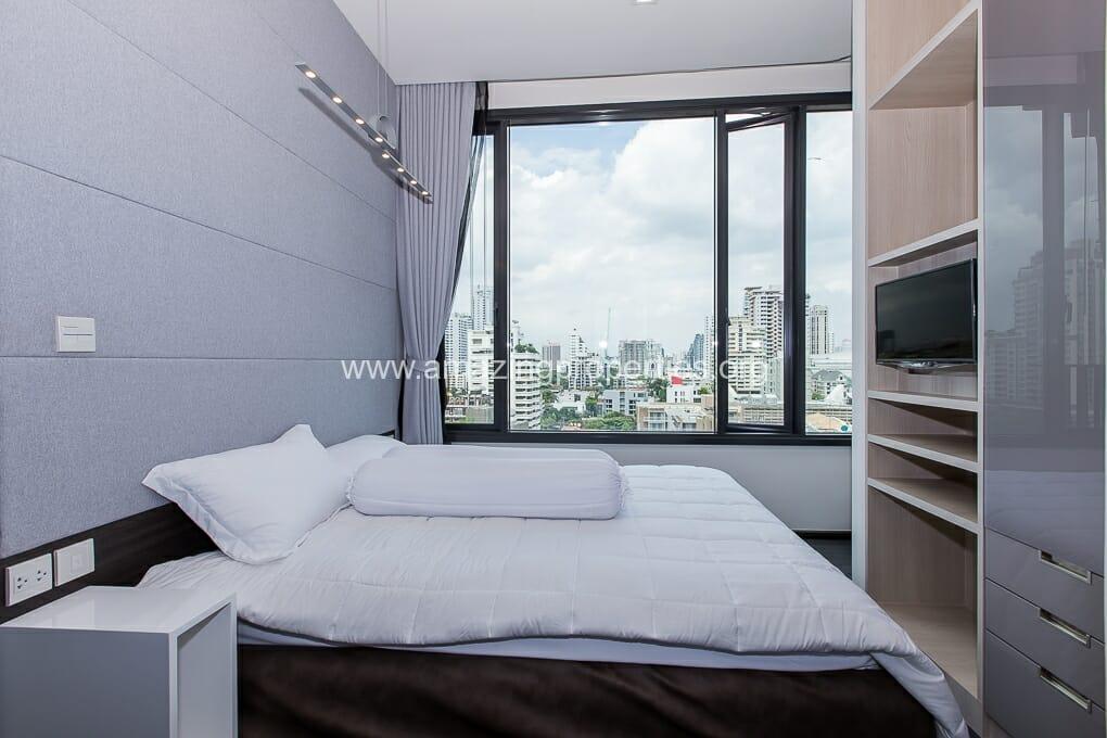 Edge Sukhumvit 23 Asoke 1 bedroom condo for rent (12)