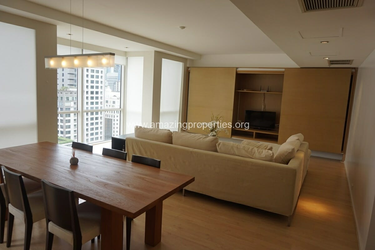 Langsuan Ville 2 Bedroom