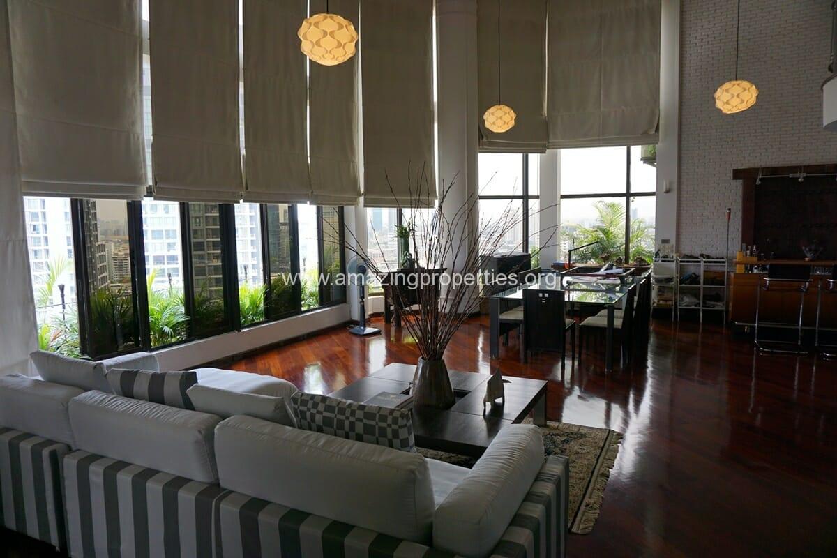 Thonglor Triplex Penthouse for Sale