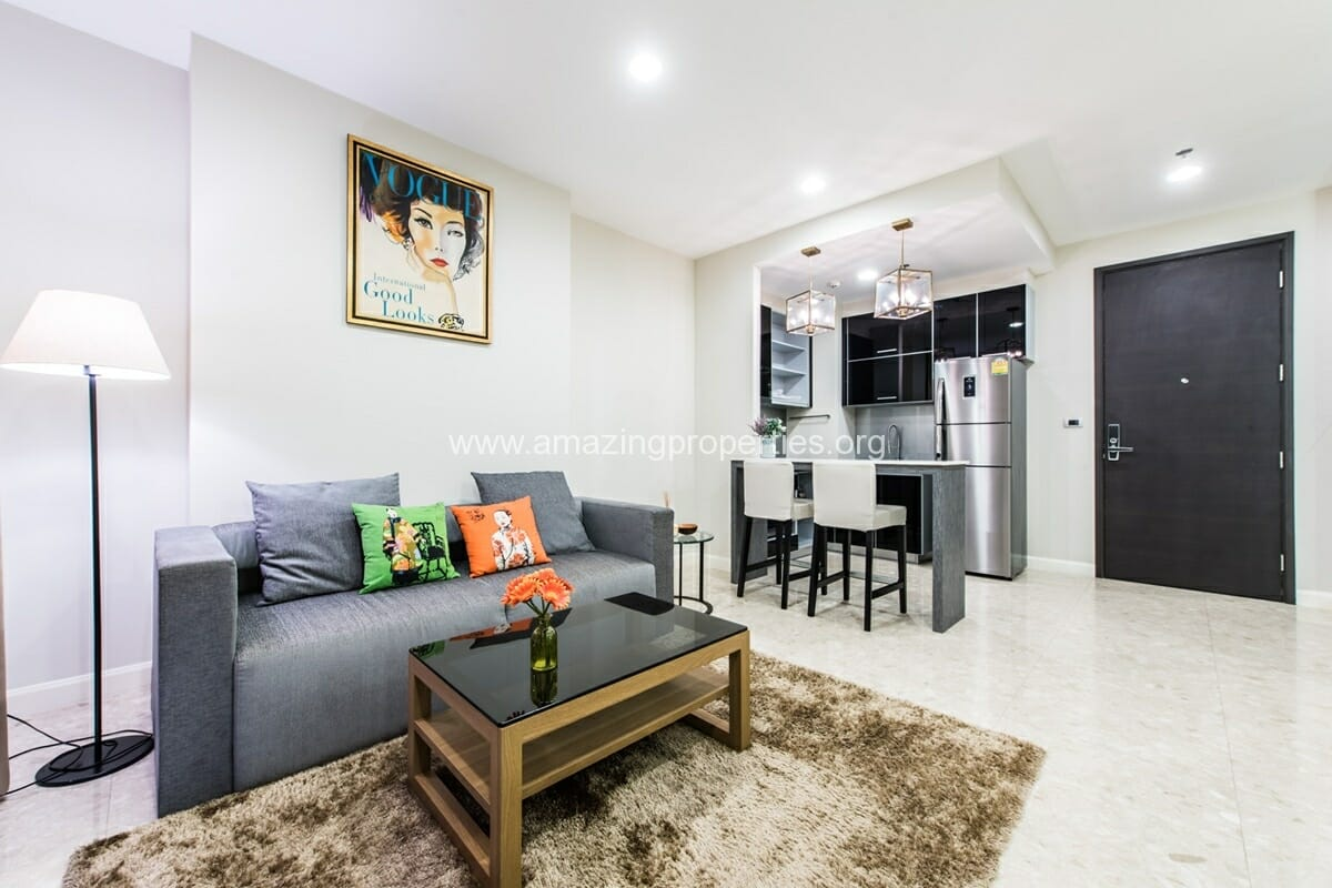 1 Bedroom The Crest Sukhumvit 34