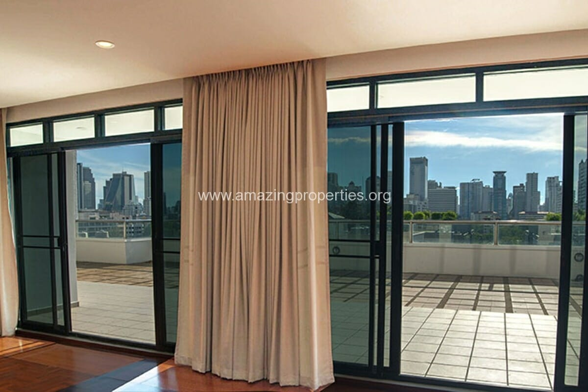 Baan Phrom Phong 2 Bedroom-1