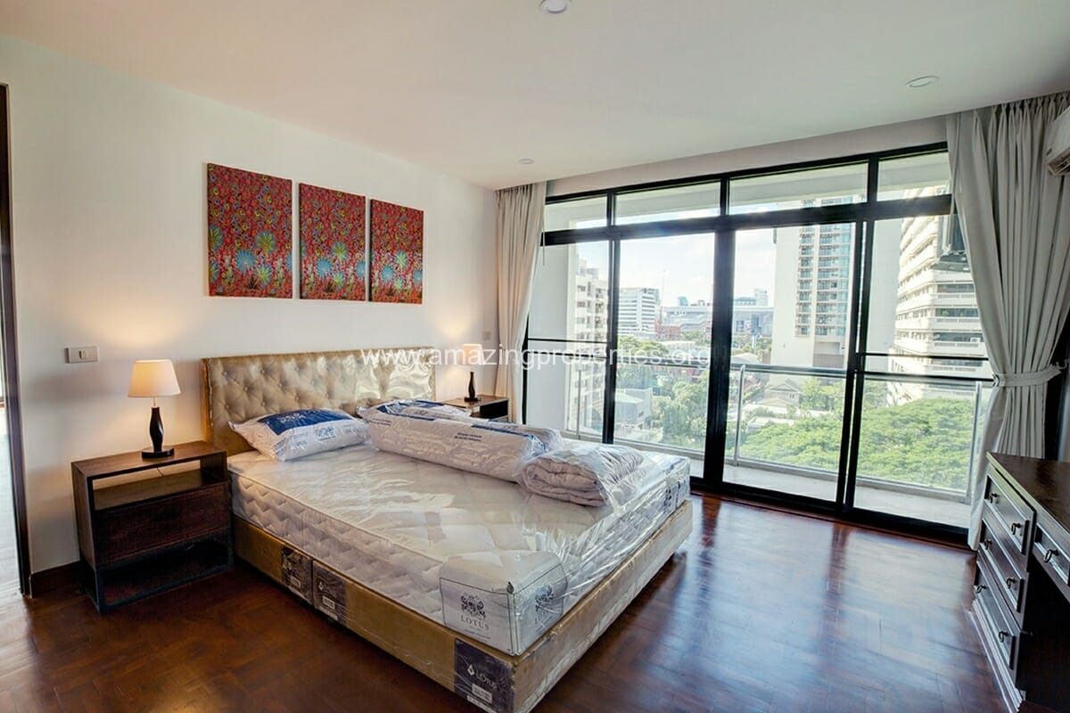 Baan Phrom Phong 2 Bedroom-10