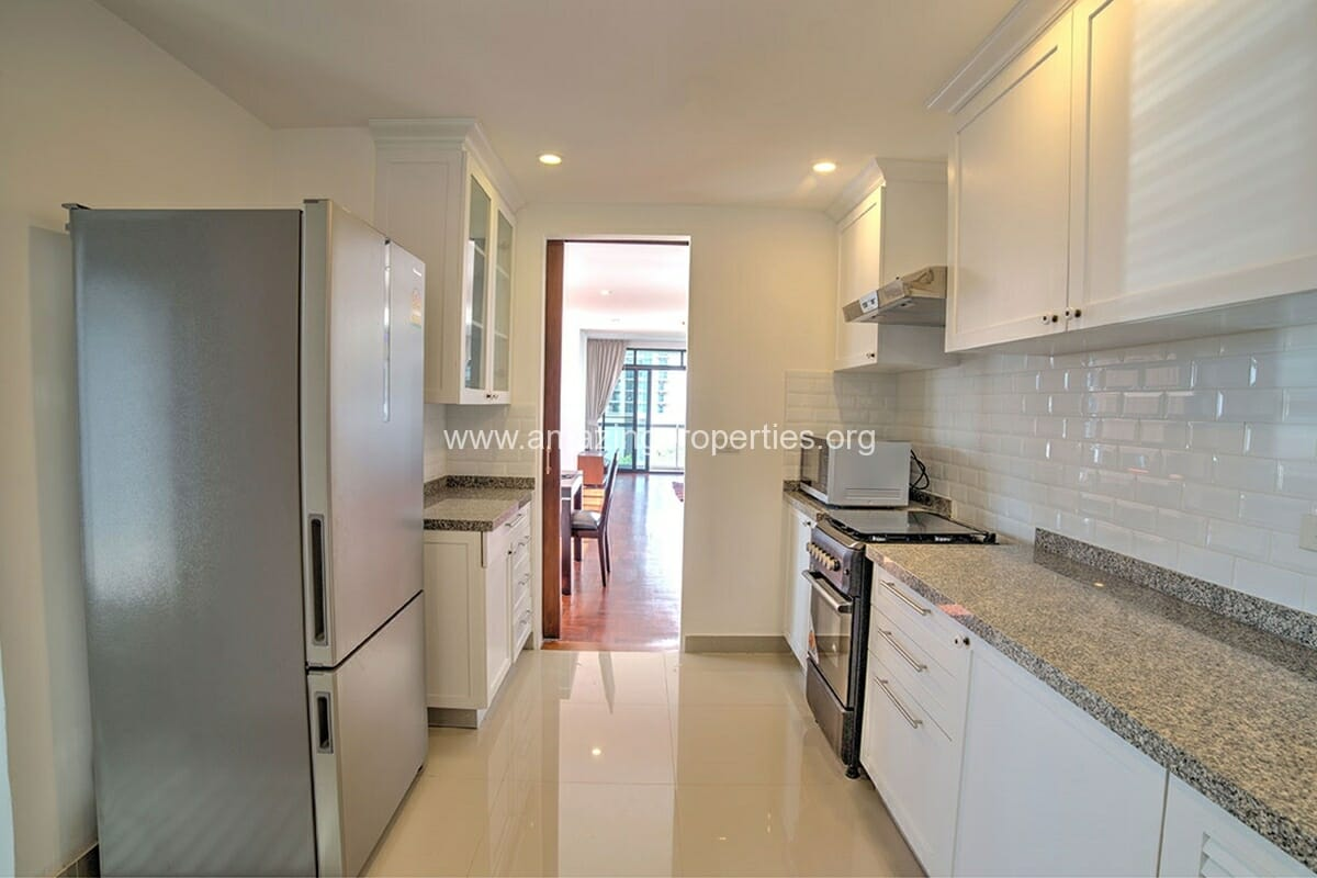 Baan Phrom Phong 2 Bedroom-6
