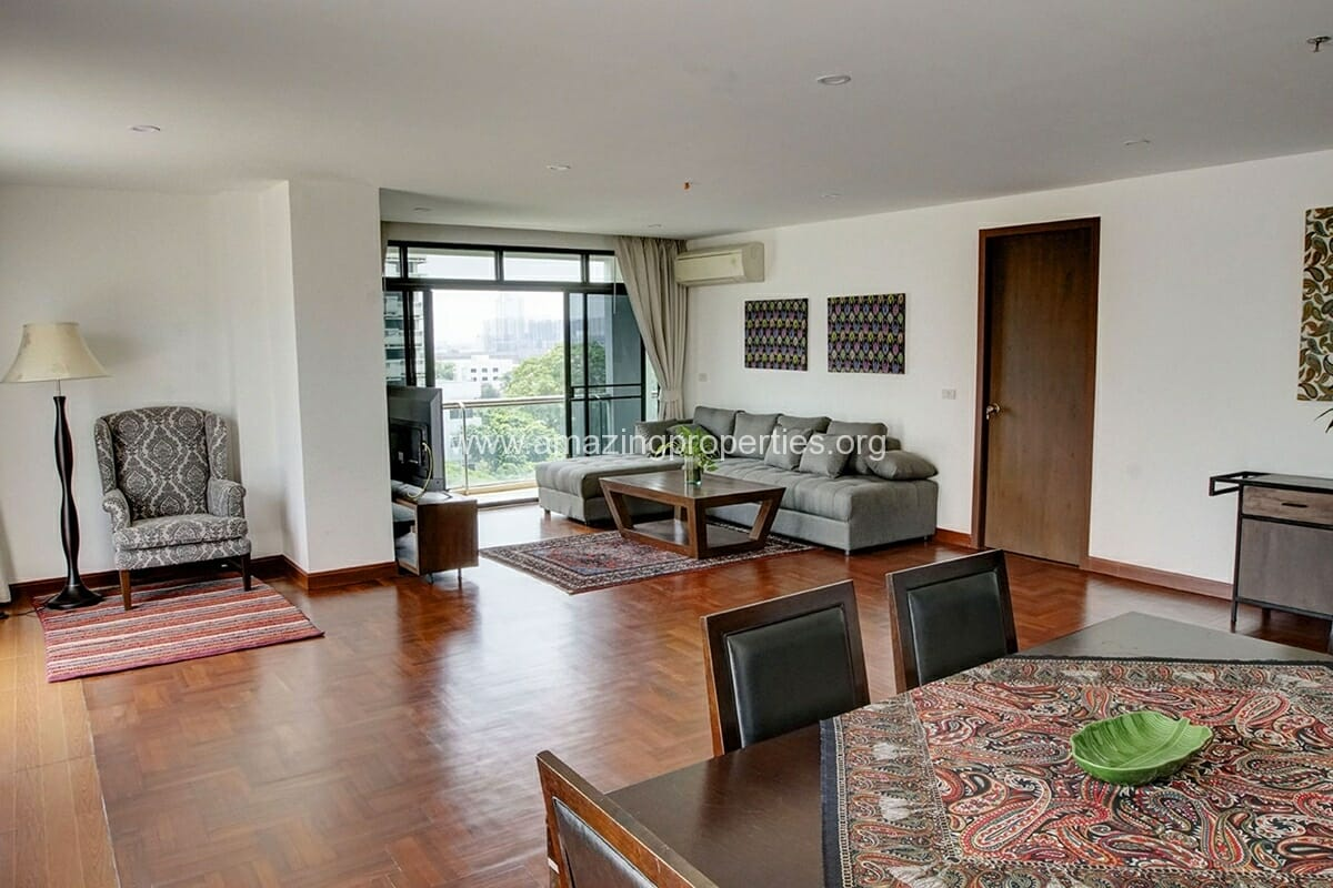 Baan Phrom Phong 2 Bedroom-7