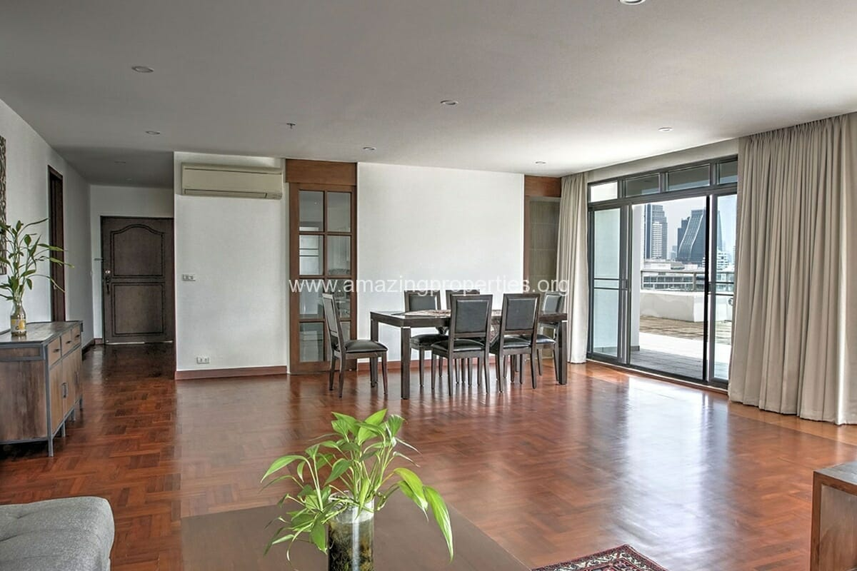 Baan Phrom Phong 2 Bedroom-8