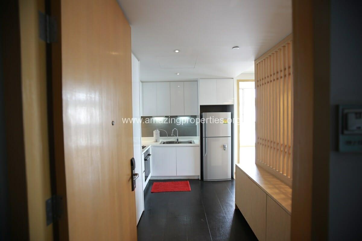 1 Bedroom Condo Aequa Condominium