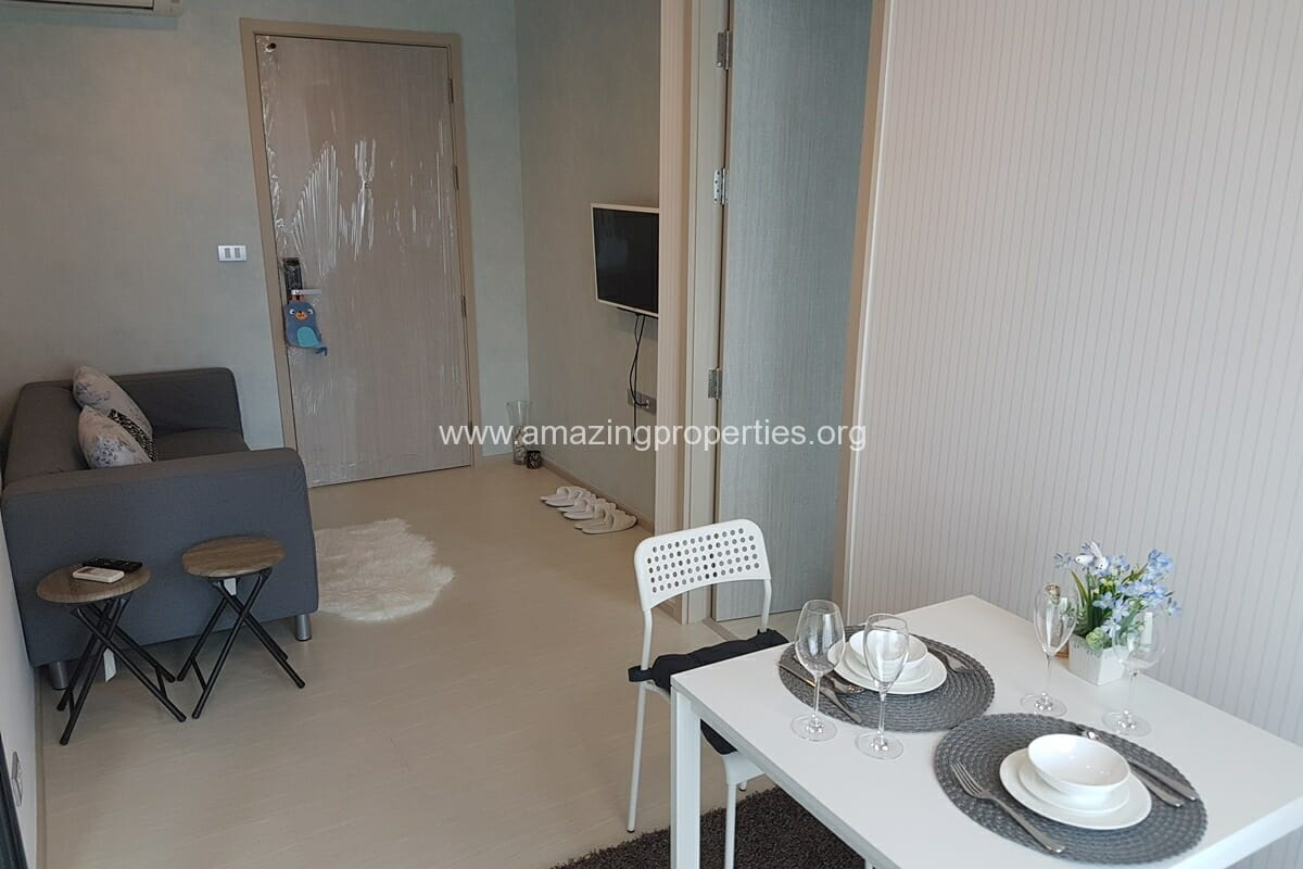 1 Bedroom condo Rhythm sukhumvit 38