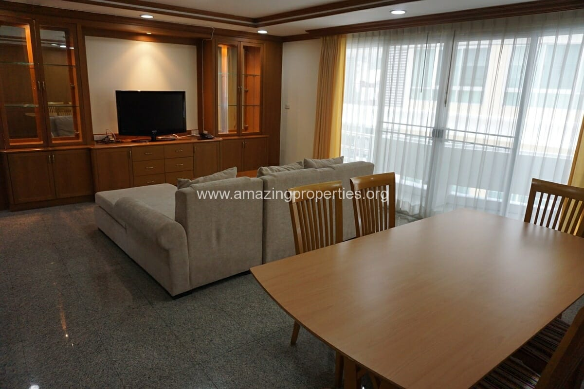 2 Bedroom Apartment SCC Residence-1