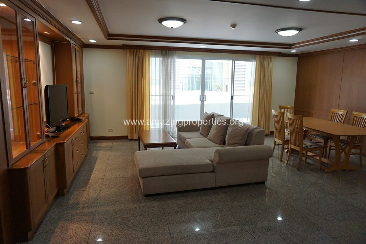 2 Bedroom Apartment for Rent at SCC Residence
