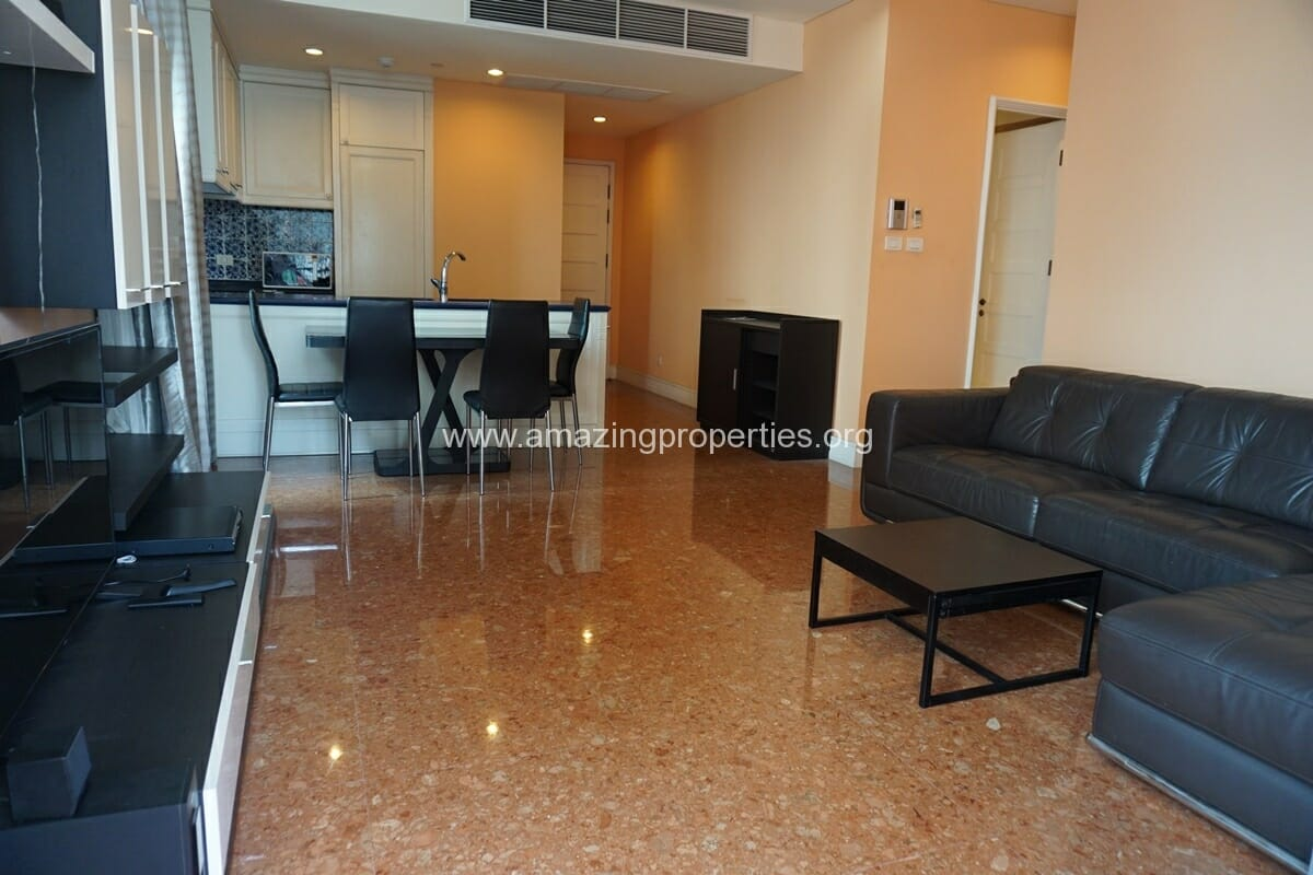 2 Bedroom Condo for Rent at Aguston Condominium