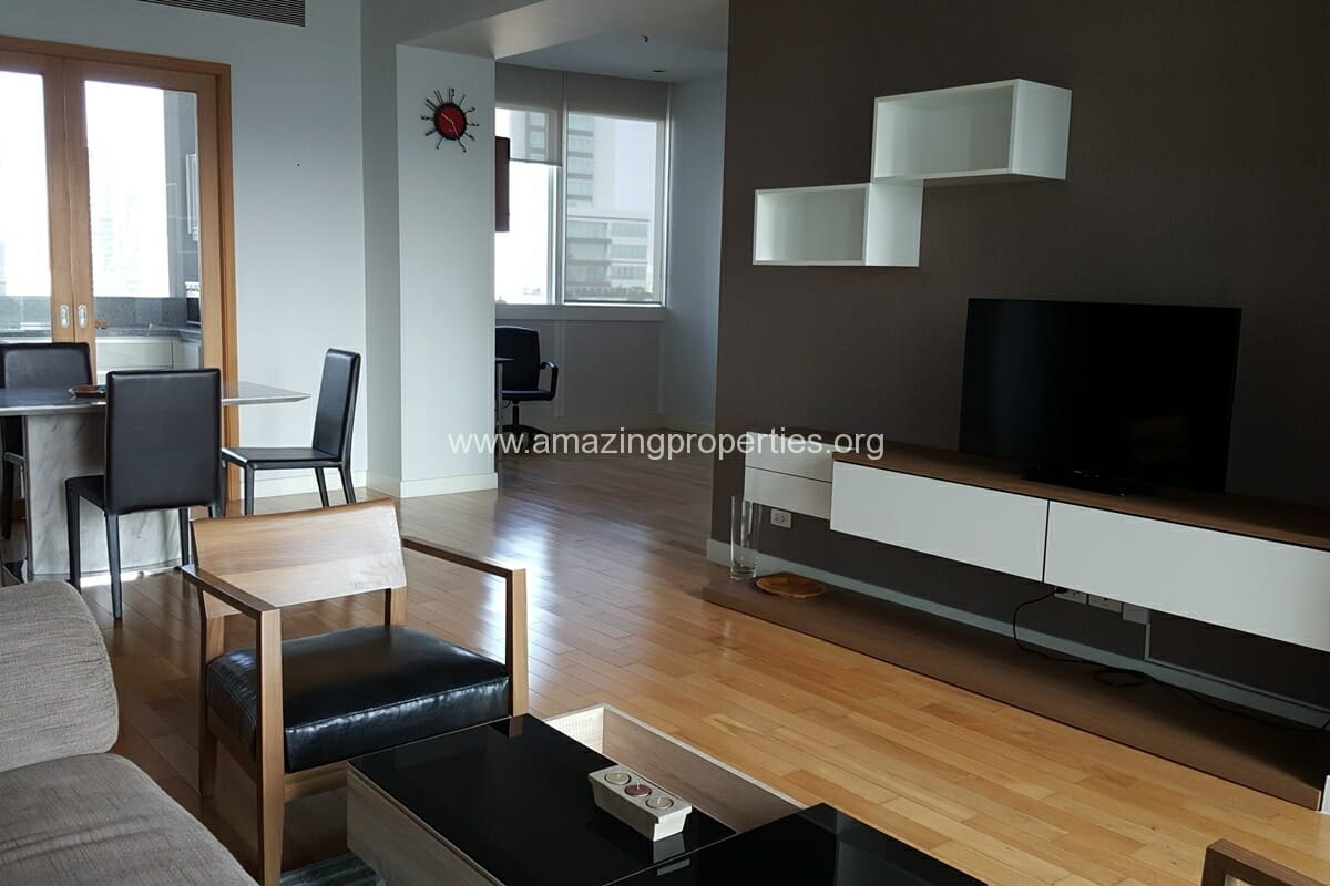 2+1 Bedroom Condo for Rent Millennium Residence-5